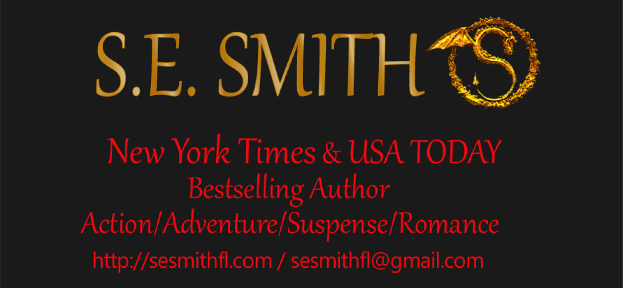 S.E. Smith – Science Fiction, Action, Adventure, Romance Author