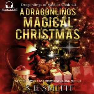 A Dragonlings' Magical Christmas AUDIO