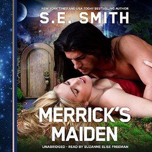 Merricks Maiden audiobook