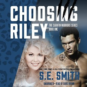 Choosing Riley out in Audiobook