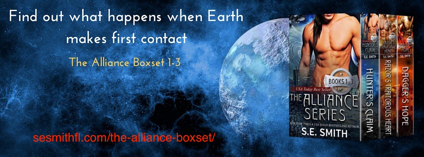 SES The Alliance boxset FB cover