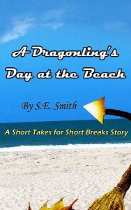 A Dragonling's Day at the Beach