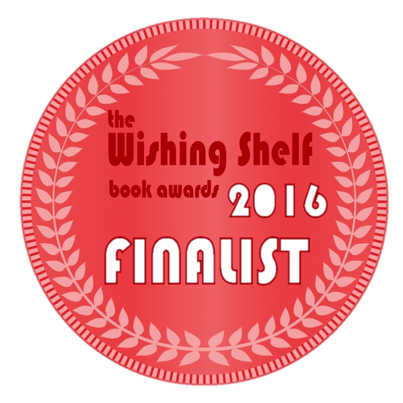 The Wishing Shelf Finalist Logo
