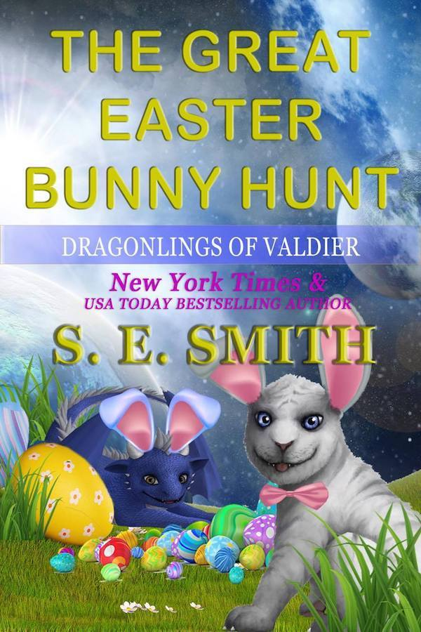 The Great Easter Bunny Hunt