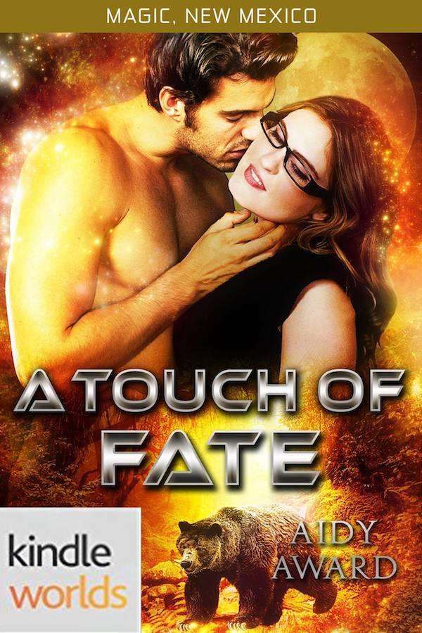 A Touch of Fate by Aidy Award KW