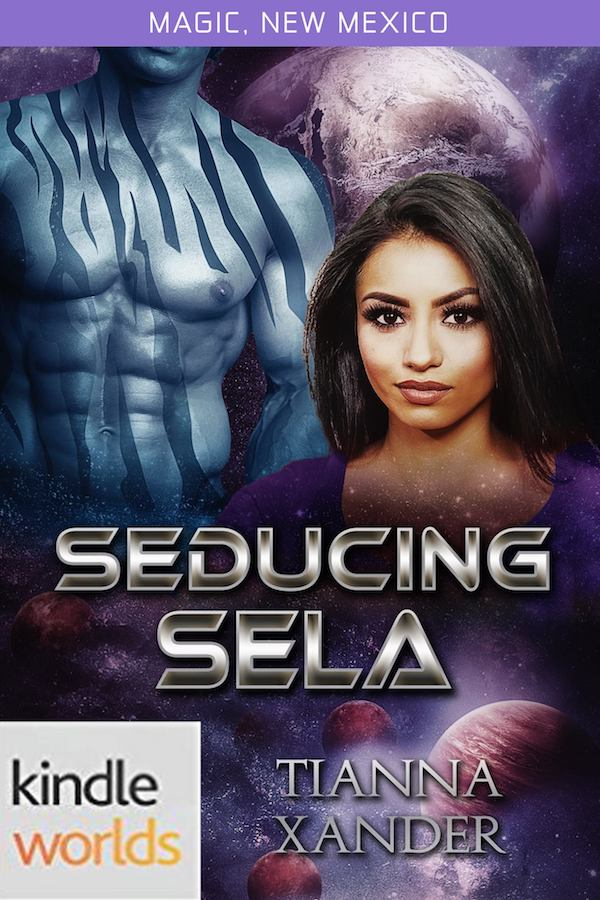 Seducing Sela by Tianna Xander KW