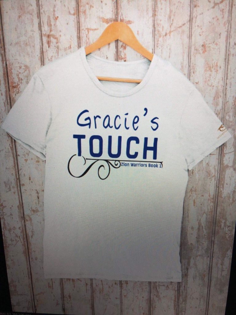 Gracie's Touch Tshirt