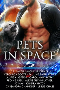 Pets in Space® 5 Anthology