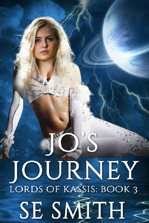 Jo's Journey: Lords of Kassis Book 3 Trailer