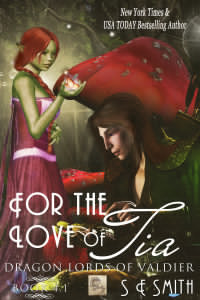 Love of Tia Dragon Lords of Valdier Book 4.1