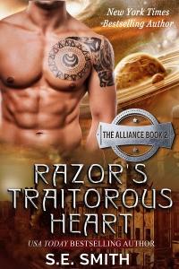Razors Traitorous Heart The Alliance Book 2