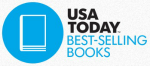 USA Today best selling logo 150x66