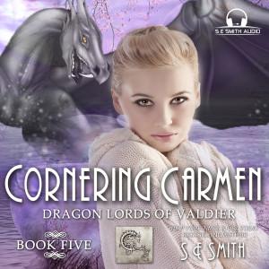 Cornering Carmen in Audiobook
