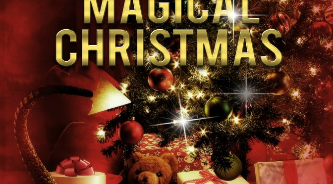 A Dragonlings' Magical Christmas is out in audiobook