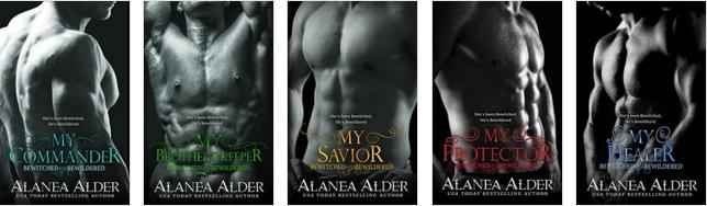 Alanea Alder Books