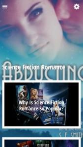 ScreenShot Science Fiction Romance