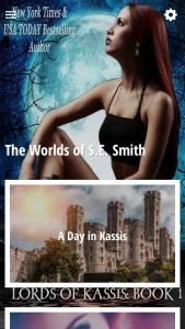 ScreenShot Worlds of SE Smith