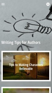 ScreenShot Writing Tips for Authors