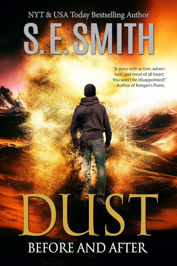 Dust Teen YA Fantasy ebook