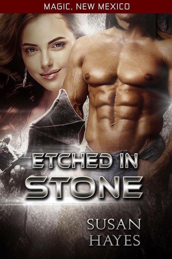 Etched in Stone by Susan Hayes