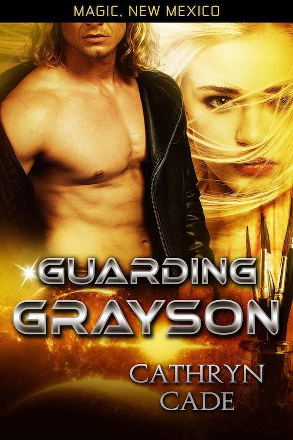 Guarding Grayson by Cathryn Cade