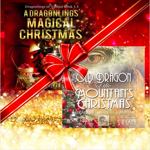 Old Dragon of the Mountain Christmas - Dragon Lords of Valdier Book 9