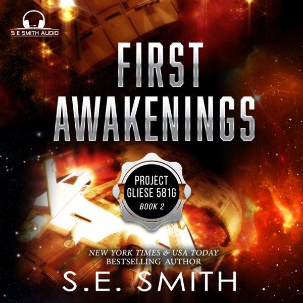 First Awakenings Audio Cover