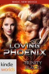 Loving Phoenix by Trinity Blacio KW