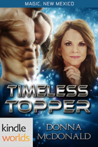 Timeless Topper by Donna McDonald KW