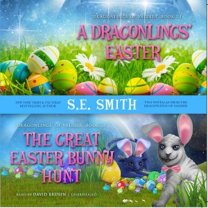 A Dragonling's Easter and The Great Easter Bunny Hunt in Audiobook
