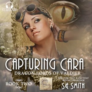Capturing Cara - Book Trailer
