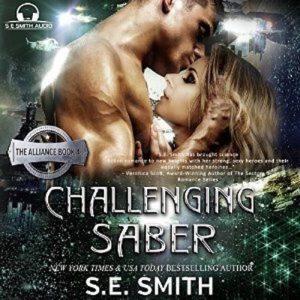 Challenging Saber in Audiobook
