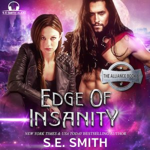 Edge of Insanity Audiobook