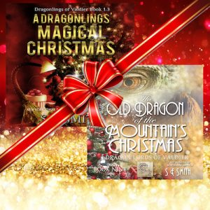 A Dragonlings Magical Christmas and The Old Dragon of the Mountain's Christmas Audiobook