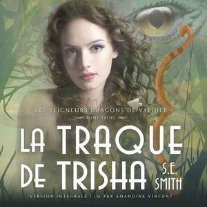 La traque de Trisha Livre audio