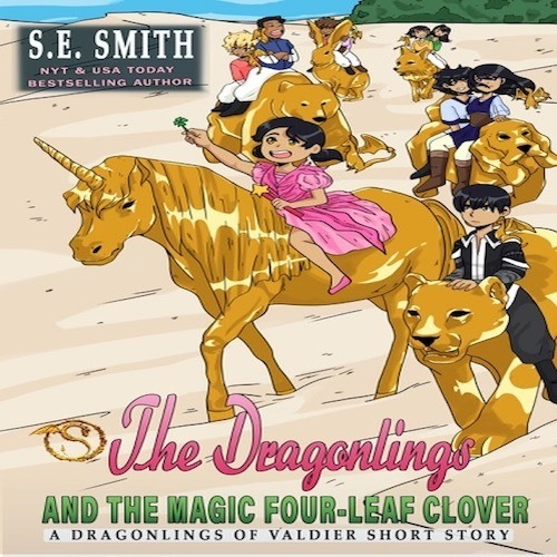 The Dragonlings and the Magic Four Leaf Clover